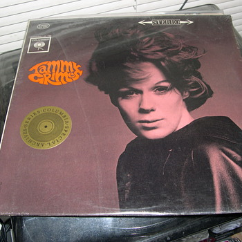 TAMMY GRIMES SELF TITLED ALBUM COLUMBIA RECORDS CS 8589