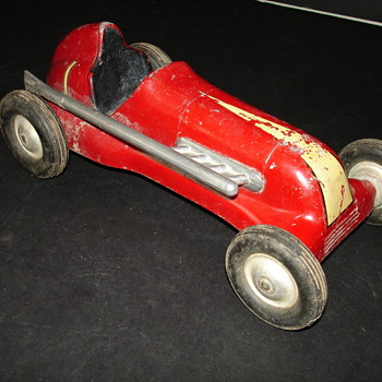 Cox Thimble Drome Special - Push Model - Model Cars