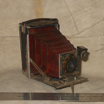 Kodak Premoette Junior No 1 Camera