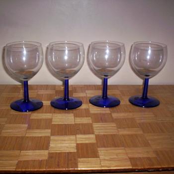 Desert or Drinking Glasses ?? - Glassware