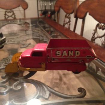 Marx Gravel & Sand Truck