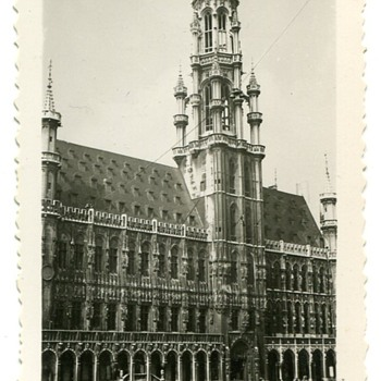 More Vintage Brussels Photos....