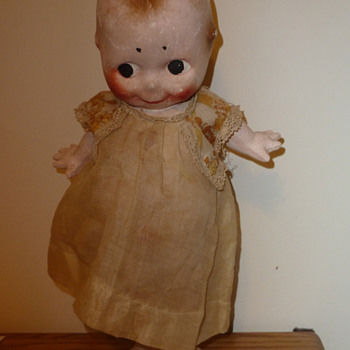 Did they make Chalkware Kewpie's?