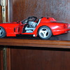 Some  die cast model cars....1:24 and 1:19 scale...