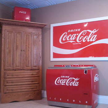 couple of interesting items!! - Coca-Cola