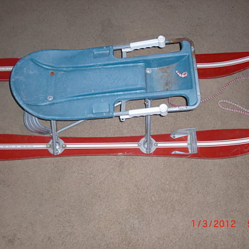 SKI SLED