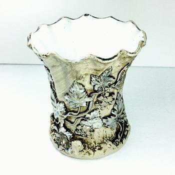 1850's Villeroy & Boch Mettlach Germany Vase