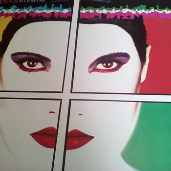 "The Motels "" All For One"" - Records"