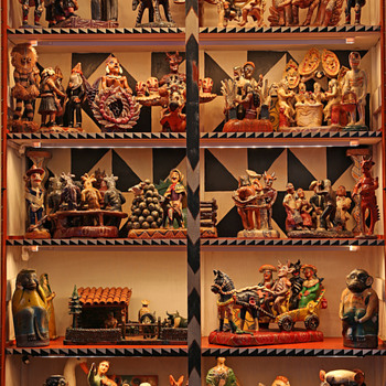 OCHUMICHO 1960 CERAMIC TABLEAUS