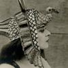 Theda Bara Cleopatra 1917 Original Albert Witzel Photograph
