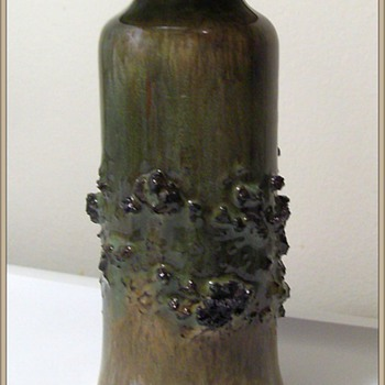 GLIT ( Iceland ) Ceramic Vase - LAVA