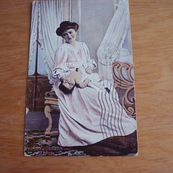 Post Card 1909