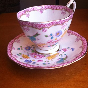 Royal Albert Hummingbird