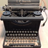 L.C. Smith 8-10 Typewriter - L.C. SMITH &amp; CORONA TYPEWRITERS INC.