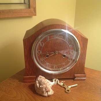 Smith Enfield Clock