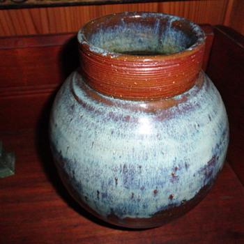 Unknown item #2 - Art Pottery
