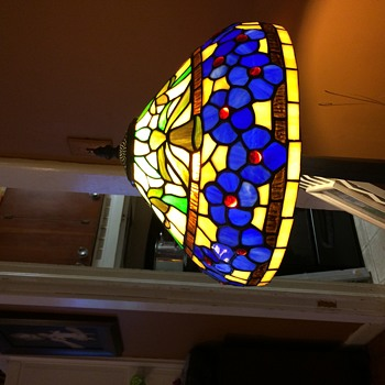 Tiffany Lamp - Looking for any info on it