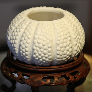 Sea Urchin Bowl - Pottery