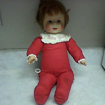 BABY SECRET DOLL 1965 - Dolls