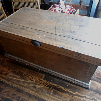 Blanket Chest Find - Furniture