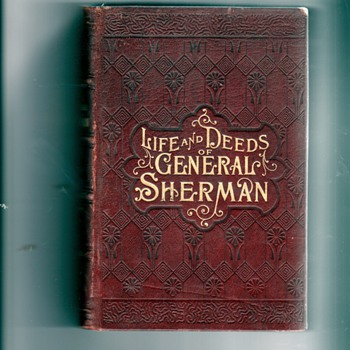 Life and Deeds of General Sherman - Books