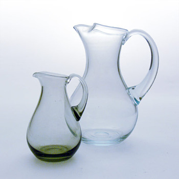 ISLAND jugs, Per Ltken (Holmegaard, 1967)