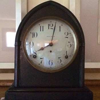 Seth Thomas Gothic Beehive Clock