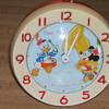 Mickey and Donald Alarm Clock