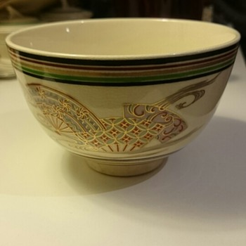 Unknown bowl found recently - Art Pottery