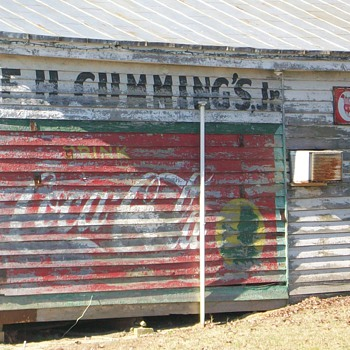 Old Country Store - Signs