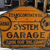Old Garage Sign