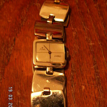 Vintage Stowa 17 Jewel Women's Watch ~ West Germany - Wristwatches