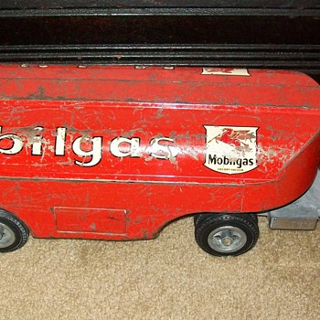Smith-Miller Mobiloil tanker