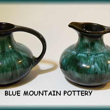 BLUE MOUNTAIN POTTERY - Canada - Pottery