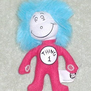 2004 Kellogg's Toy - Thing 1 - Toys