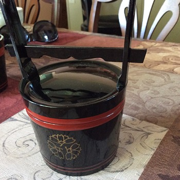 Soba Sauce container for Zaru Soba