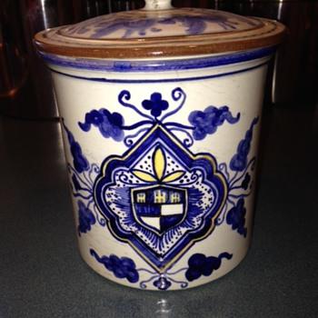 Unknown Pottery Jar