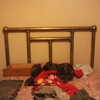 My treasured bed