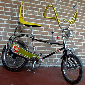 Murray Eliminator Mark II bicycle from 1969