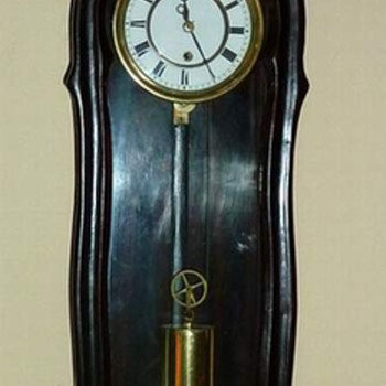 Sweet Miniature Vienna Regulator - Clocks
