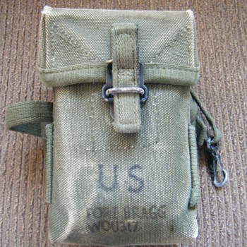 CASE SMALL ARMS AMMUNITION VIET. ERA FORT BRAGG WOU317