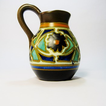GOUDA -HOLLAND /C.1920's - Art Pottery