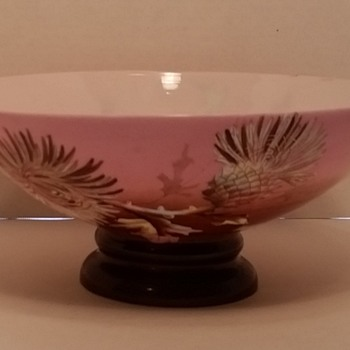Can anyone give me info about this bowl?