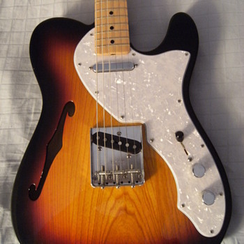 Fender Thinline Telecaster 1969 Reissue