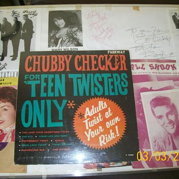 Those Oldies But Goodies ! Rock n Roll and throw in The twist :-) - Records