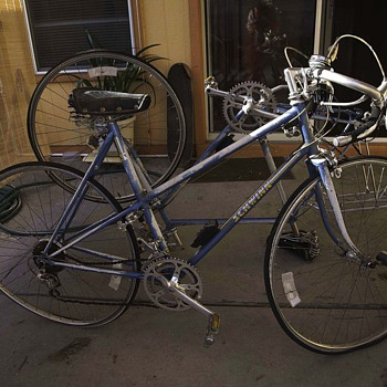Schwinn His and Hers 4130 Bikes, with Cromoly frames