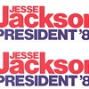 Jesse Jackson 1984 Election Bumper Stickers (54)