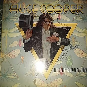 Mr. Alice Cooper....