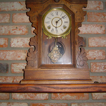 Wm. L. Gilbert Clock