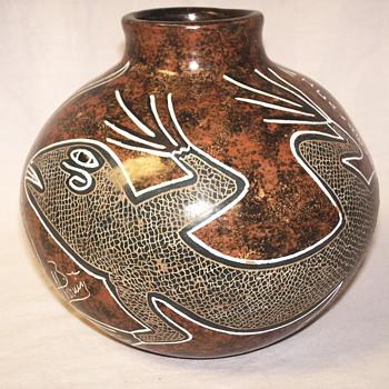 """Nicaragna Pottery""""????"""" - Art Pottery"""